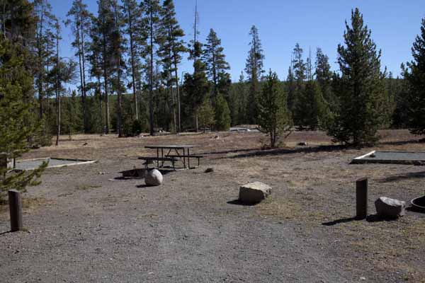 Indian Creek Campground Pictures Page Three Yellowstone
