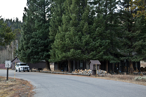 Tower Ranger Station by John William Uhler ~ Copyright © Page Makers, LLC All Rights Reserved