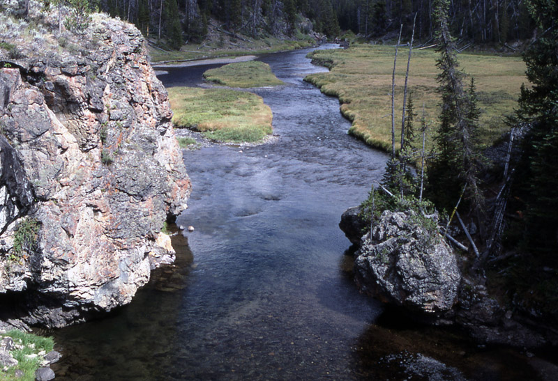 Gardner River - Yellowstone National Park ~ NPS Photo