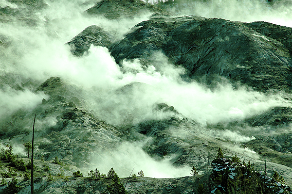 Roaring Mountain by John William Uhler Copyright © All Rights Reserved